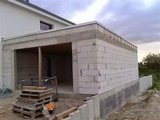 Unser Bautagebuch Garagendach Fertig