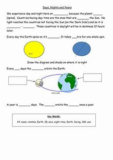 seasons ks2 science worksheets 14852 day and years seasons teaching resources