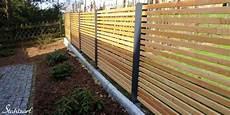 Terrasse Zaun Holz - sichtschutz zaun garten terrasse balkon holz metall kaufen
