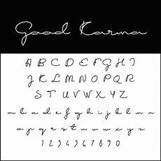 Write Beautifully With Free Handwriting Fonts To