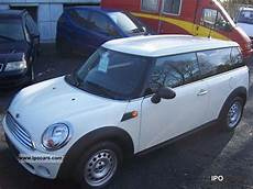 automobile air conditioning repair 2010 mini clubman auto manual 2010 mini mini clubman one one hand air conditioning 18 870 km car photo and specs