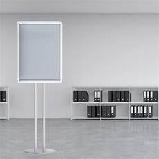 cornice plexiglass 70x100 publibeta 174 cornice 70x100 bifacciale su piantana palo doppio