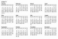 2017 Calendar Printable Dr