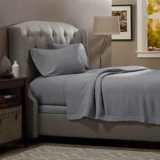 100 cotton deep pocket flannel 4 piece bed sheet