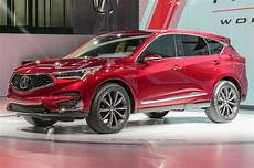 2019 acura rdx headed to new york auto show automobile magazine