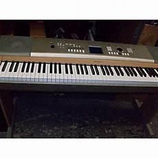 Used Yamaha Ypg 625 Portable Keyboard Guitar Center