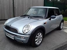 2001 mini r50 one 3 door hatchback petrol cvt breaking