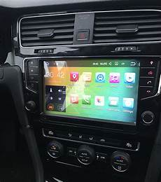 Autoradio Android 7 1 Gps Volkswagen Golf 7