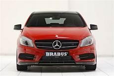 Brabus Reveals Mercedes A Class Tuning Program Autoevolution