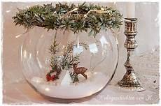 weihnachtliche deko im glas weihnachtsdeko im glas shabby chic weihnachten im shop