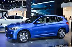 new 2016 bmw x1 launched at the delhi auto expo