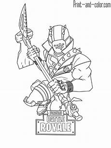 fortnite coloring pages print and color
