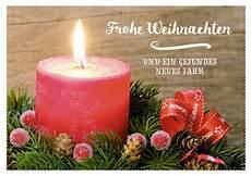 postkarte frohe weihnachten und ein gesundes neues jahr