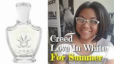 creed in white for summer perfume review 2018