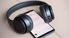 Bluetooth Kopfhörer Test Stiftung Warentest - bluetooth kopfh 246 rer mit l 228 rmreduktion im test guter