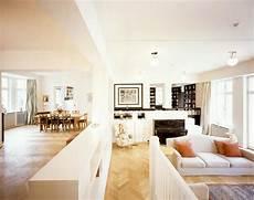 wohn und esszimmer architektenh 228 user strukturierter wohnbereich bild 2