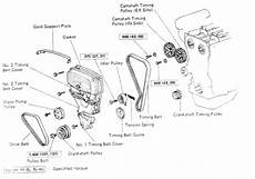 2012 toyota camry engine diagram timing belt diagram how do you set timing in a 5a efi