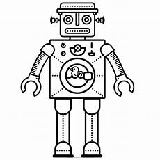 roboter ausmalbilder ultra coloring pages