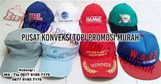 pusat konveksi topi promosi murah di tangerang barang promosi mug promosi payung promosi