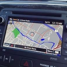 2019 gmc sierra intellilink factory navigation system