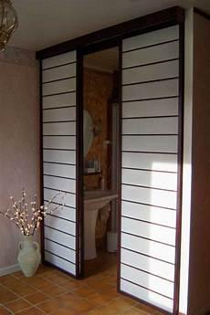 portes de coulissantes pas cher cloison coulissante pas cher menuiserie image et conseil