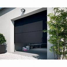 Porte De Garage Sectionnelle Motoris 233 E Primo H 200 X L 240