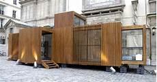 Maison Modulaire Algeco Prefab Drop House Shipping Container Homes