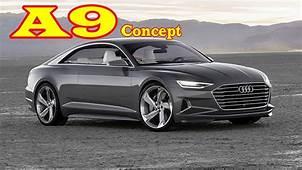 2020 Audi A9 Concept  Cars Specs Release Date Review