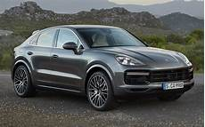 2019 porsche cayenne turbo coupe wallpapers and hd