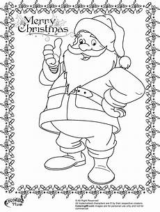 santa claus coloring pages minister coloring