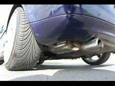 golf 4 mkiv gti 1 8t new exhaust system part 2