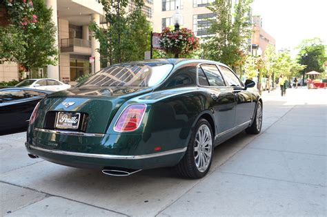 2013 Bentley Mulsanne Stock # Gc1176 For Sale Near Chicago