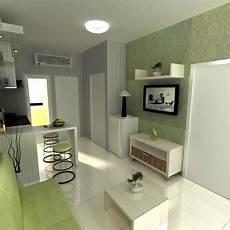 Gambar Desain Interior Apartemen Mewah 3