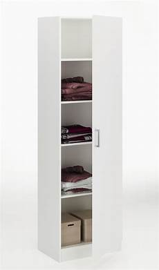 armoire balais 1 porte rangement armoire 1 porte de