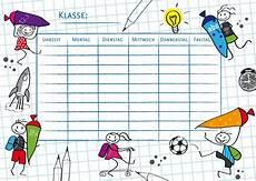vorlage stundenplan schule 187 vorlage formulare