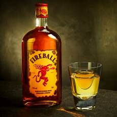 fireball cinnamon whisky liqueur 70 cl amazon co uk grocery
