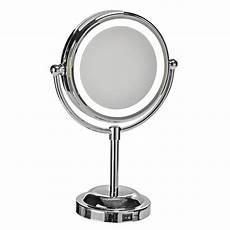 kosmetikspiegel 5 fach mit led beleuchtung licht schmink