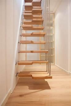 Escalier Gain De Place A Pas Japonais Ou Decal 233 Compact