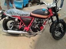 Cafe Racer Bike In Bd