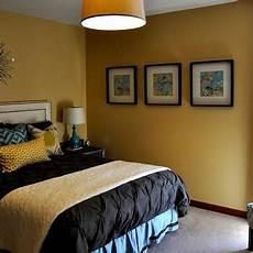mustard yellow paint design ideas