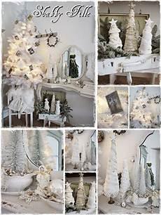 shabby weihnachtsdeko shabby chic deko winter