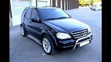 mercedes ml test w163