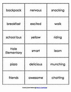 parts of speech sorting cards by write fourth grade tpt