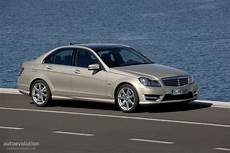 mercedes c klasse w204 specs photos 2011 2012