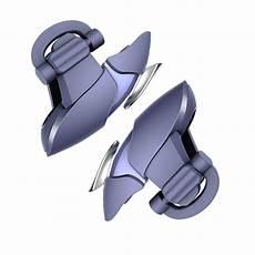Blue Shark Joystick Shooter Button by Joysticks Blue Shark Joystick Shooter Button