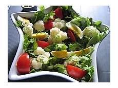 Chou Fleur En Salade Supertoinette La Cuisine Facile