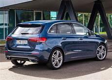 All New Mercedes B Class Revealed Cars Co Za