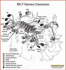 93 rx7 wiring diagram rx7 wiring harness machine repair manual