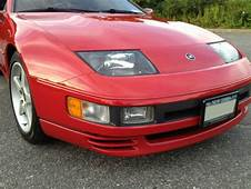 1990 NISSAN 300ZX Z32 TWIN TURBO  Front End Three
