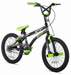 x fs 18 boys bike 18 inch wheels black green